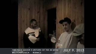 WEBISODE 11 TONY TOUCH FT AlCHEMIST, DJ MUGGS, TASH, THIRSTIN HOWL AND MUCH MORE