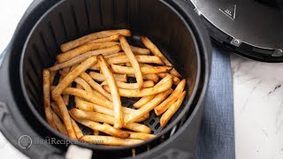 Air Fryer Frozen French Fries - No Oil & Crispy Delicious!