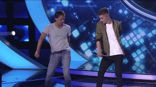 SUPERSTAR - Najsexy tanec Paľa Haberu: Z jeho pohybov bokmi odpadnete