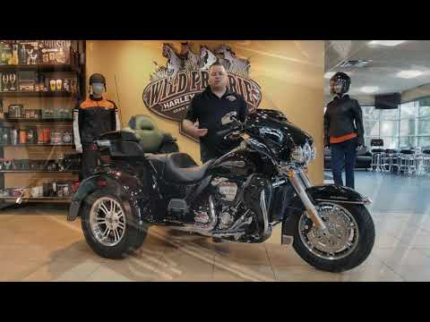 2020 Harley-Davidson HD Trike FLHTCUTG Tri-Glide