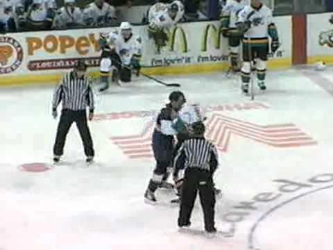 Aaron Boogaard vs. Robert Cowan
