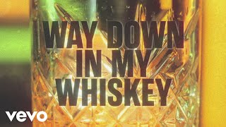 Alan Jackson Way Down In My Whiskey