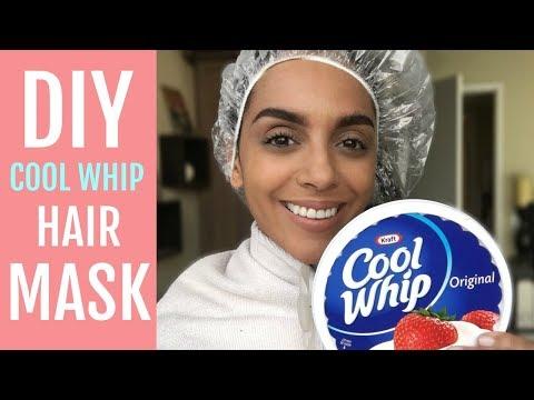 Hair Mask na may gulay langis