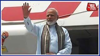 PM Narendra Modi Leaves For Germany To Boost India's Economic