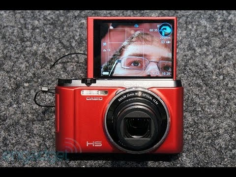 Casio Exilim EX-ZR1000 [Hands-on][HD]
