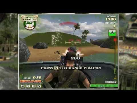 River Assault Gameplay Thumbnail