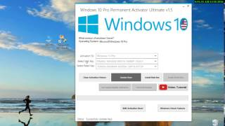 Permanently activate windows 108817 all version without software how to activate windows 10 pro permanently update january 2017 ccuart Images