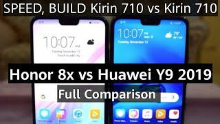 huawei y9 2019 vs honor 8x camera test - Kênh video giải trí dành