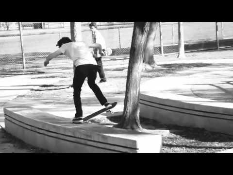 Austyn Gillette - Habitat Days in Black and White