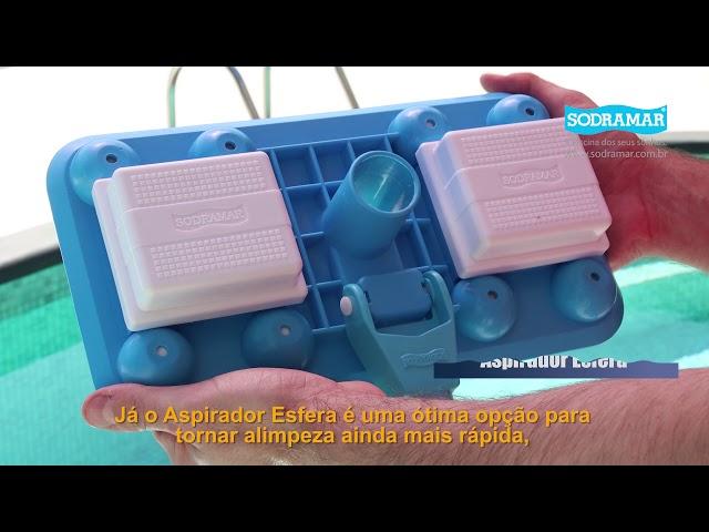 Vídeo Escova Slim