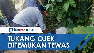 Tukang Ojek Ditemukan Tewas dengan Luka Tusuk di Empat Lawang Sumsel, Polisi: Keluarga Tidak Melapor