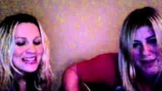 """Jill and Kate COVER """"No Parade"""" by Jordan Sparks (Sept 2010)"""