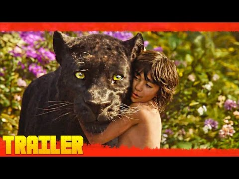 Trailer El libro de la selva