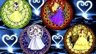 Kingdom Hearts 1.5 HD ReMix - Dive Into The Heart - Destati Soundtrack