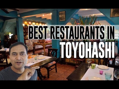 Best Restaurants and Places to Eat in Toyohashi, Japan