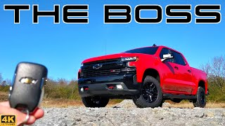2020 Chevy Silverado 1500 Trail Boss // It's Called the BOSS for a Reason!