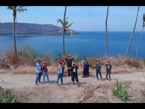 Pantai dan Laut Lombok di Mata Kamera