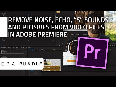 How to remove Noise, Echo,