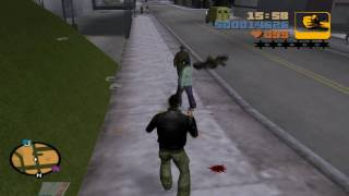Grand Theft Auto III - The Adrenaline pill