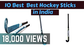 10 Best Hockey Sticks To Buy In India 2020 Prices