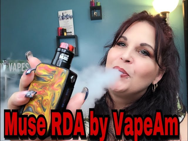 Muse RDA by VapeAm