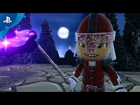 Portal Knights - Reveal Trailer | PS4 thumbnail