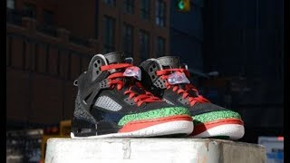 Air Jordan Spizike Og 2017 Retro Sneaker Review + Midsole Cracking Tips 4306771d5