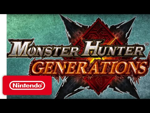 Видео № 0 из игры Monster Hunter Generations (Б/У) [3DS]