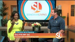 Precision Air & Heating gives tips on replacing your AC unit