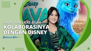 Berkolaborasi dengan Disney Indonesia, Raisa akan Pamer Pamer Keberhasilannya itu kepada Putrinya