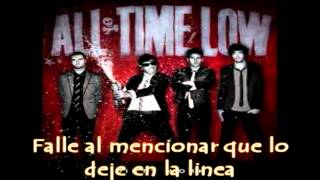 Return The Favor - All Time Low (Subtitulado al Español)