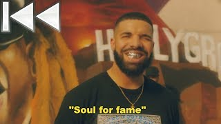 "Drake - in my feelings ""Reversed"" (Hidden Messages)"