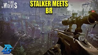 STALKER inspired Battle Royale, FIRST DUO WIN - Fear The Wolves Gameplay (Early Access)