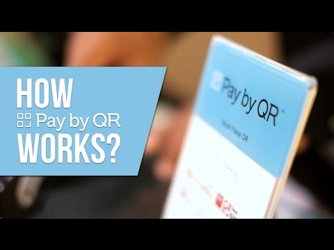 How Pay by QR Works