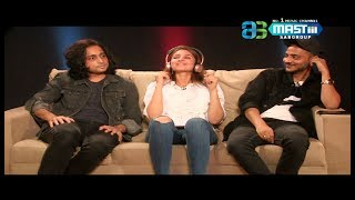 Exclusive Interview   Vaaste Song   Dhvani Bhanushali, Tanishk Bagchi & Nikhil D'Souza