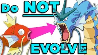 Pokemon Evolution Would KILL YOU! | The SCIENCE! ...of Pokemon - dooclip.me