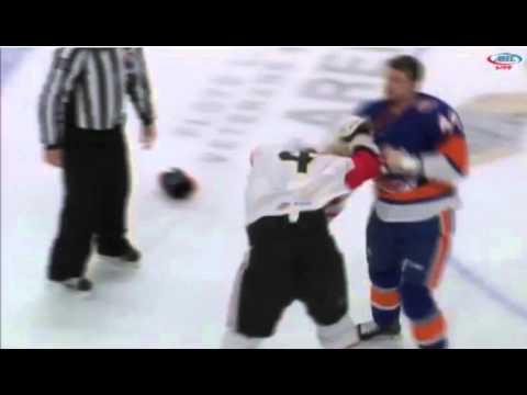 Brett Gallant vs Michael Sdao