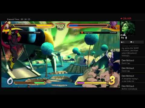BLACK STREAMERS: Whats up yall God of destruction ranked (D Pullen)