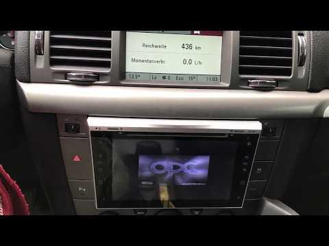 Opel Android Radio 2 Teil  Lenkradfernbedienung umprogrammieren
