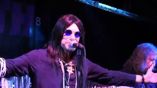 Sack Sabbath (Black Sabbath Tribute) N.I.B./Iron Man.Eleven,Stoke,13.01.2018.