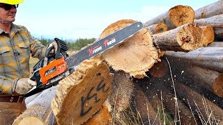 Testing The Cheapest Chainsaw On AMAZON