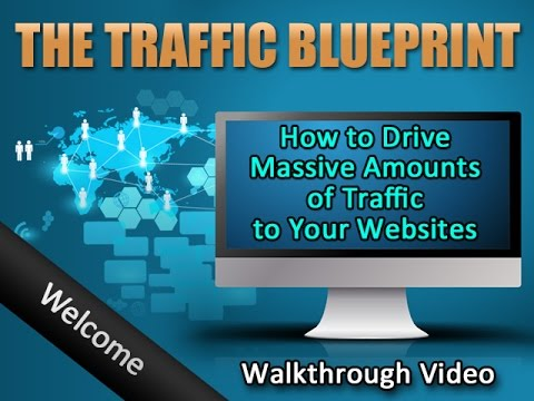 Massive Traffic Blueprint   Get Targeted Traffic To Your Websites Fast
