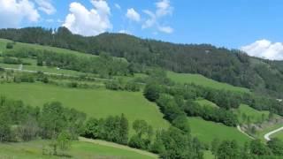 preview picture of video 'Buswanderung Semmering nach Schottwien'