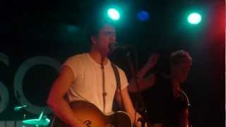 Lawson - Who You Gonna Call (NEW SONG) 02 ABC2 Glasgow; 14/5/12 [HD]