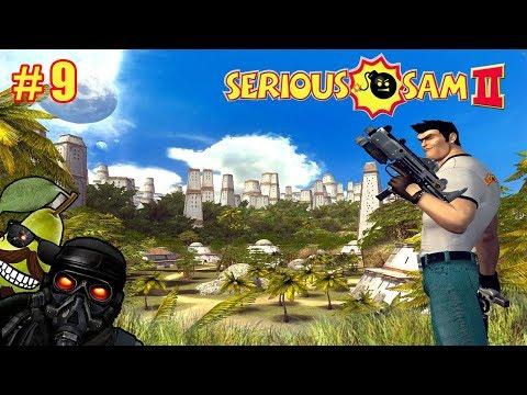 /CZ- Coop\ Serious Sam 2 Part 9 - O jednu Alenku míň