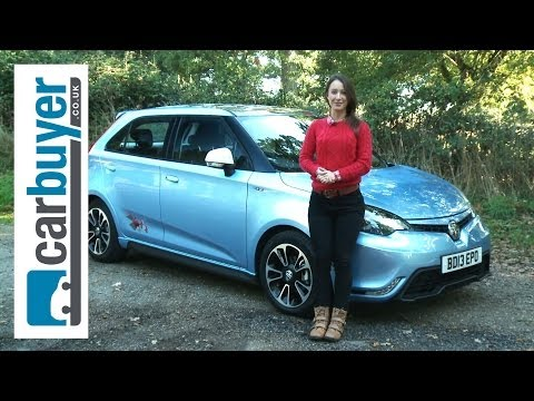 MG3 hatchback 2013 review - CarBuyer