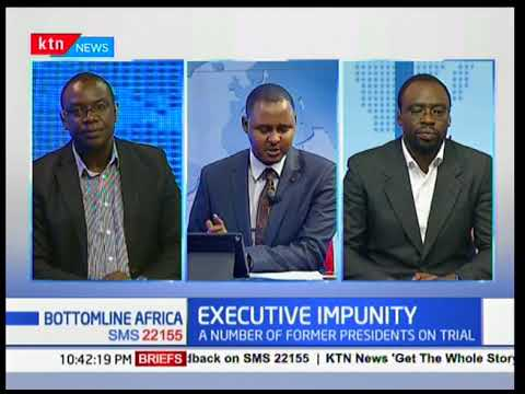 Bottomline Africa: Executive Impunity