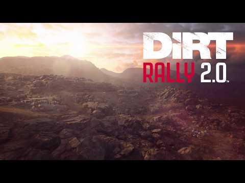 Trailer d'annonce de DiRT Rally 2.0