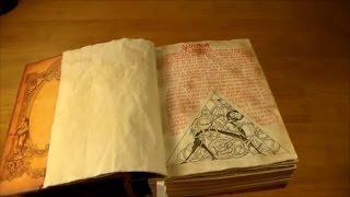 New Handmade Book Of Shadows