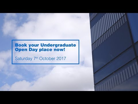Book your Undergraduate Open Day place now